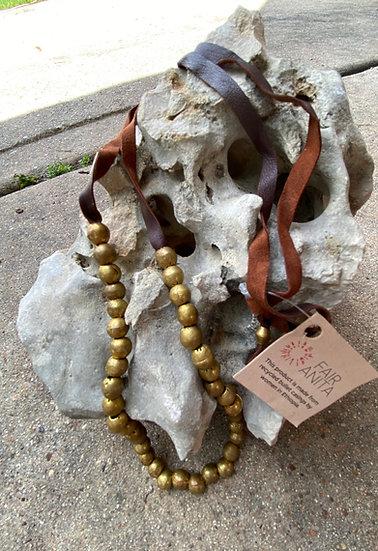 Lioness Artillery Necklace