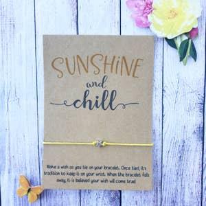 Sunshine and Chill Wishlet