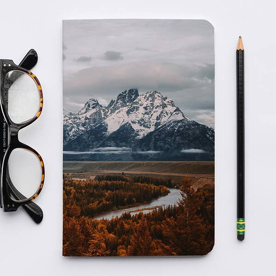 US National Park - Grand Teton - Journal