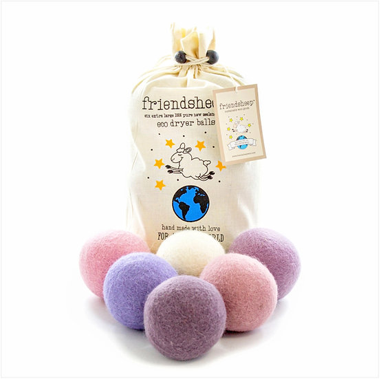 Lavender Bliss Eco Dryer Balls