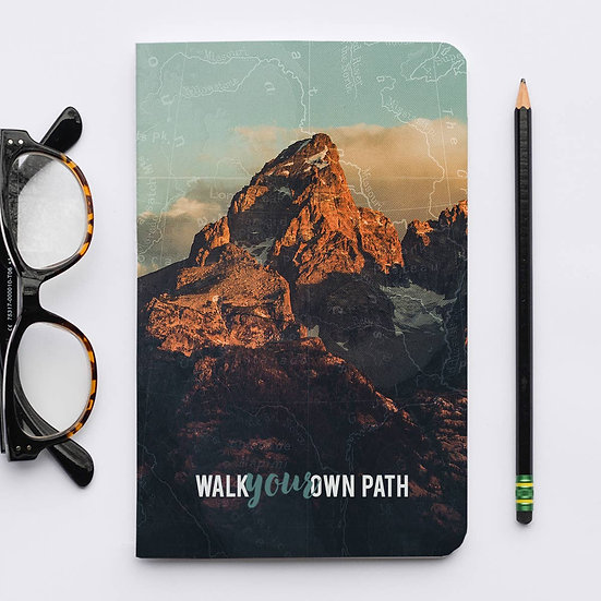 Walk Your Own Path - Grand Tetons Journal