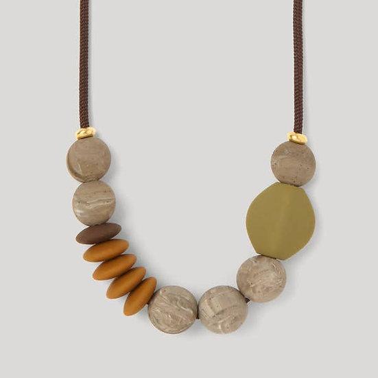 Saddle Signature Necklace