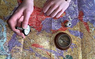 carte géologique_La maison de l'amethyst