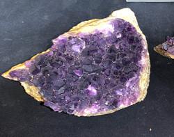 Nos pierres cristallisées
