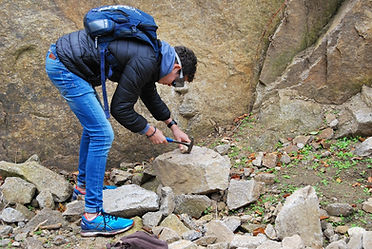 à la poursuite des pierres précieuses_recherche d'améthystes