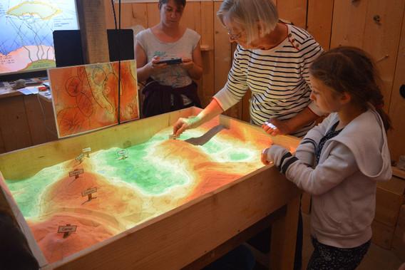 bac à sable interactif ludique educatif_