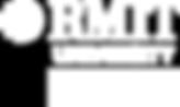 RMIT English logo mockup_Logo_square_Whi