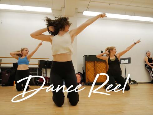 Tori Sicklick - Dance Reel
