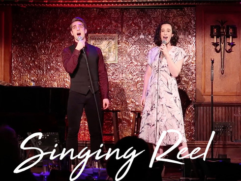 Tori Sicklick - Singing Reel