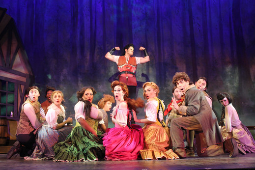 Beauty and the Beast - WPPAC