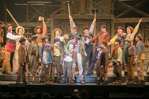 Oliver! - Pioneer Theatre Company