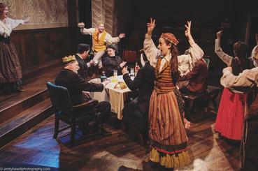 The Jewish King Lear - Metropolitan Playhouse