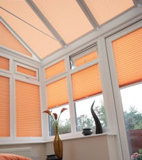 Pleated Blinds Carlisle