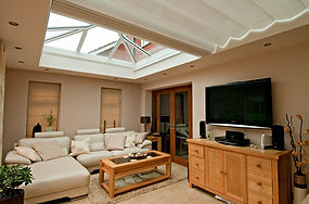 orangery roof blinds hexham