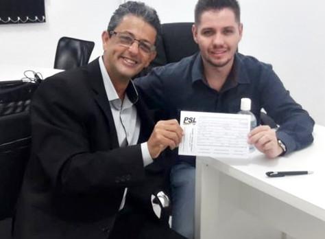 Empresário é Pré-Candidato em Guarulhos
