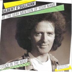 Gilbert O'Sulivan