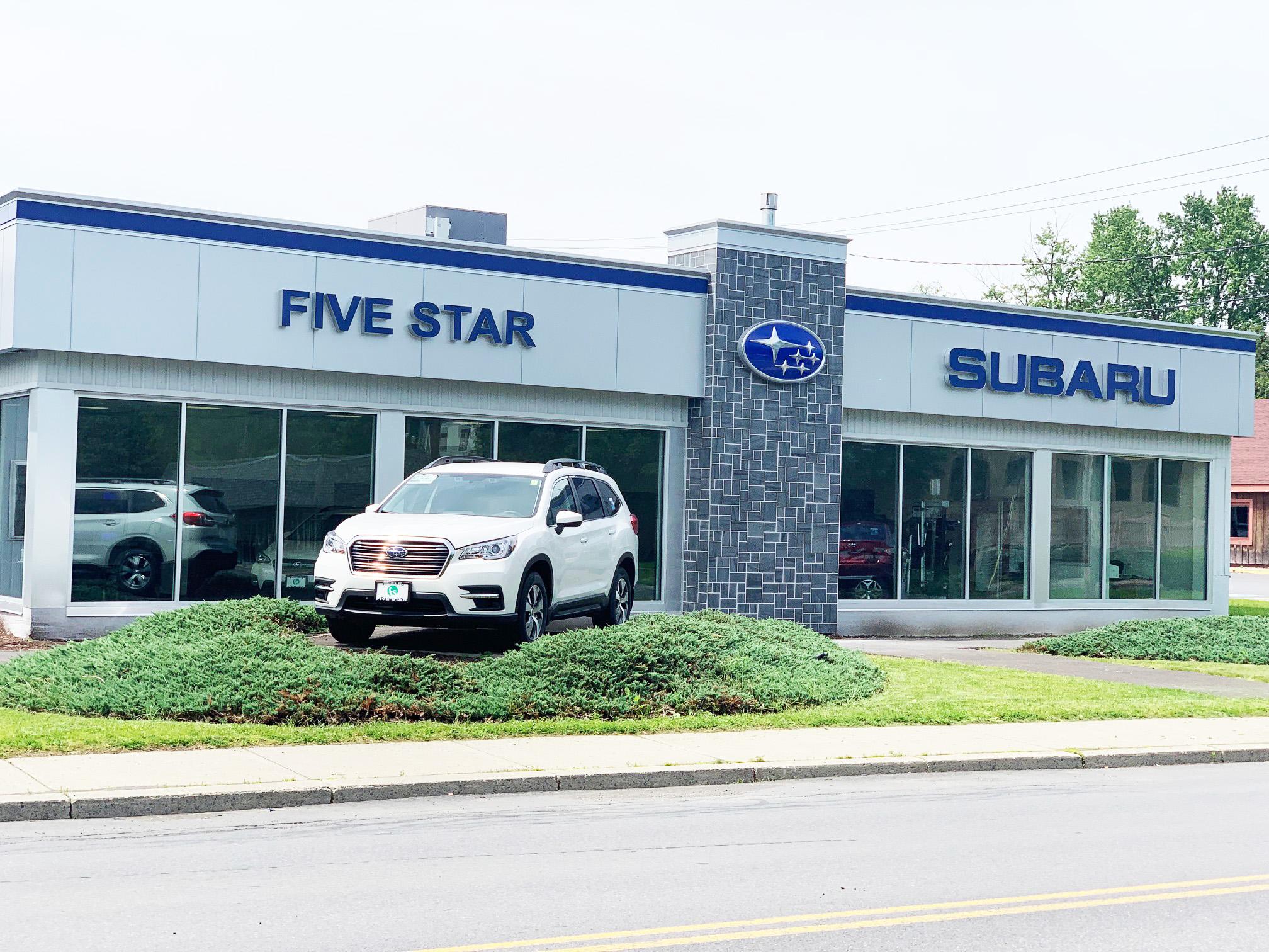 Five Star Subaru