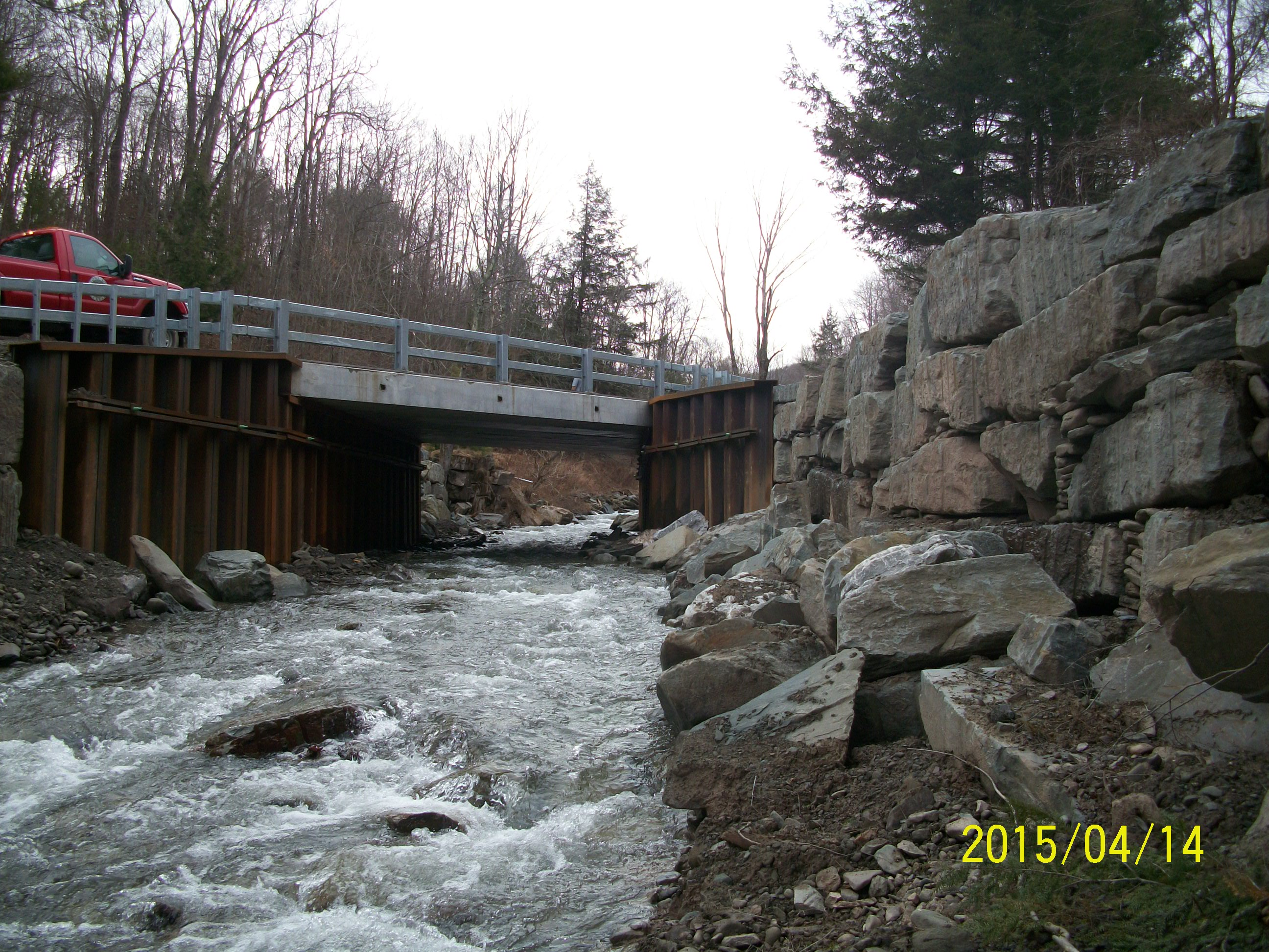 Town of Colchester, NY- HolidayBrook