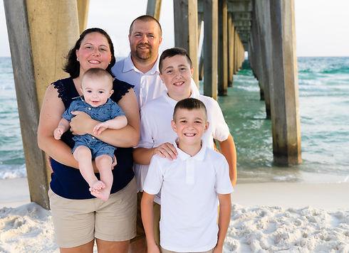 Wedding photography Port St. Joe Florida, Cap San Blas Florida, Apalacicola Florida, family beach photographer