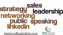 Leadership, Sales Strategy, Networking, LinkedIn, Public Speaking