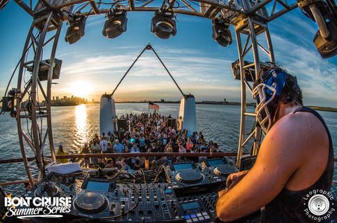 Destructo X Boston Summer Boat Cruise