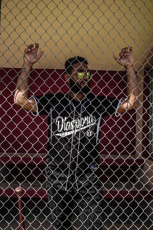 Diaspora Baseball Jersey
