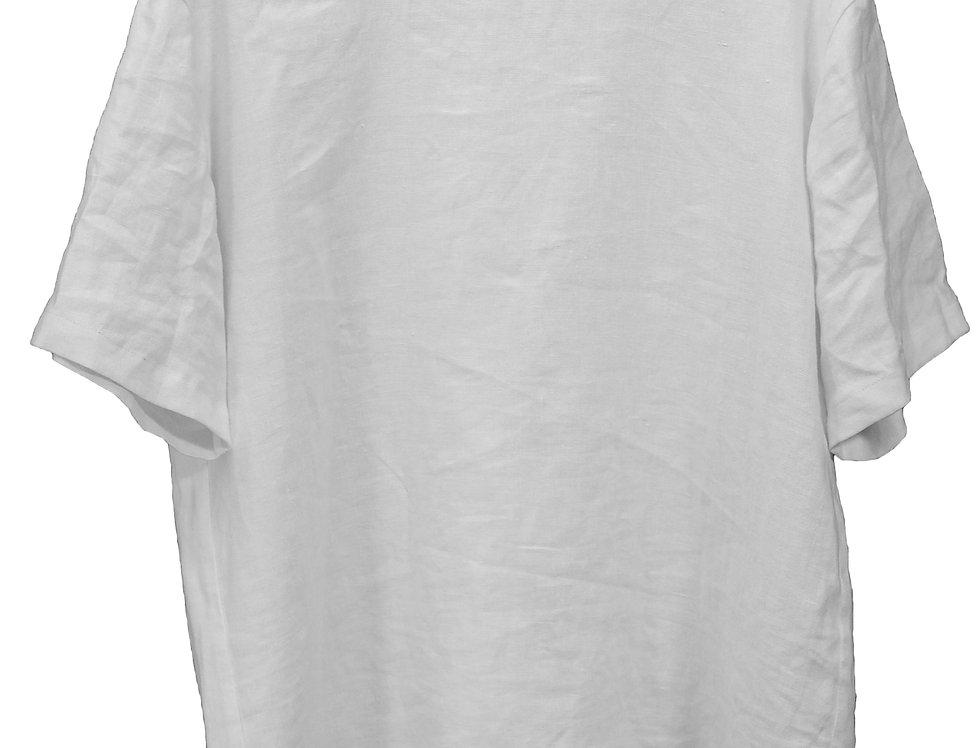 """Origimi"" Linen T Shirt"