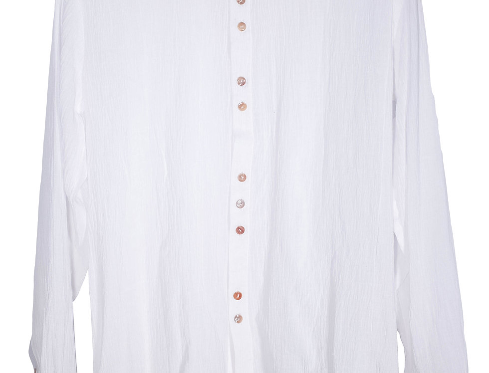 Multiple Buttons Shirt