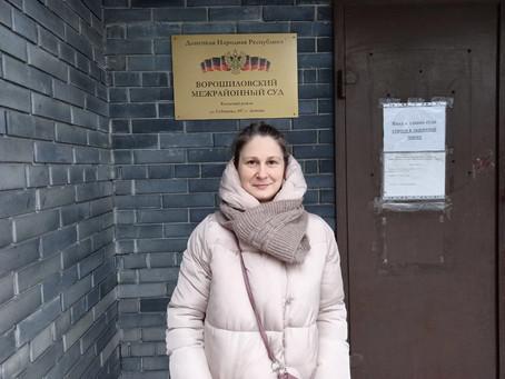 Почему жителям Донбасса важно участвовать в выборах в Госдуму: интервью Яны Мануиловой
