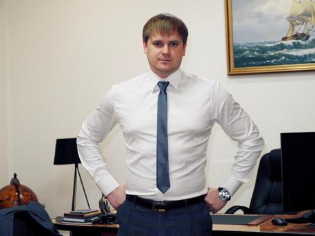 Знакомство с активом. Станислав Дьяченко.