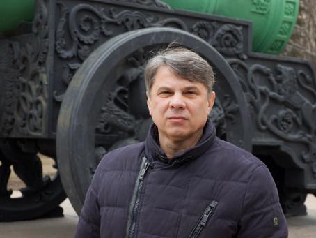 Знакомство с активом. Берёзин Владимир.