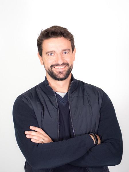 Iván Pérez LARGE ACCOUNT MANAGER