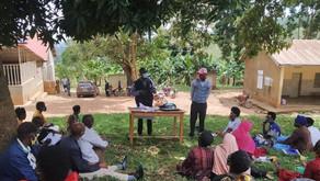 COVID awareness campaign, Uganda, May 2021 (PDF)