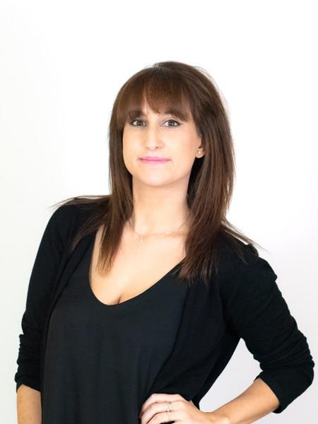Araceli García. EVENTS MANAGER