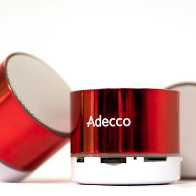 Merchandising Personalizado Adecco