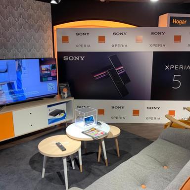 Eventos Sony Xperia 5