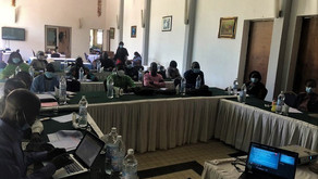 Strengthening health surveillance at Cameroon's borders, May 2021