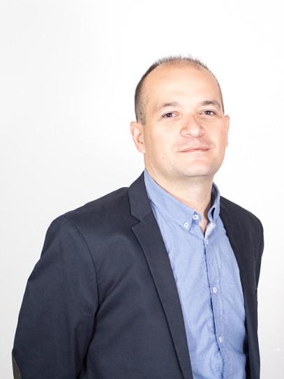 Alberto Martínez LOGISTICS MANAGER