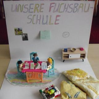 Sally Polkoschek - Klasse 3 / John Marcel Krüger - Klasse 1