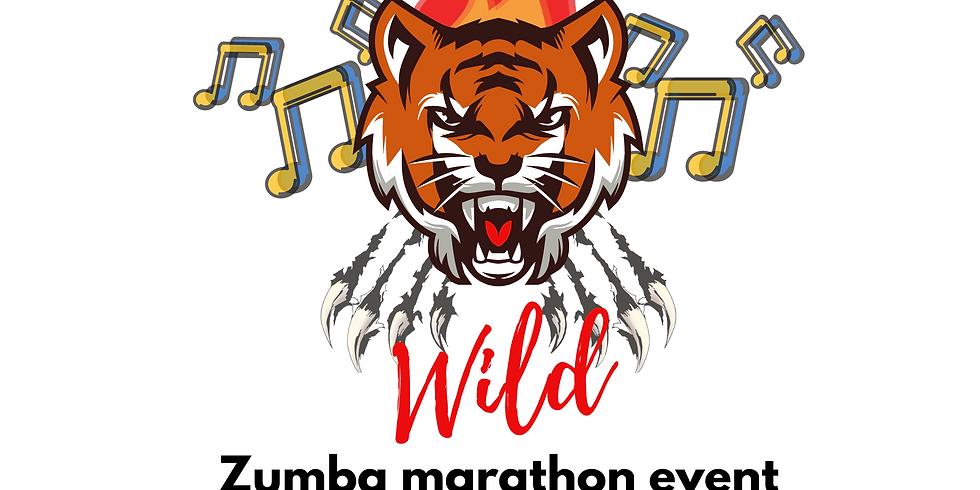 WILD: Zumba marathon event