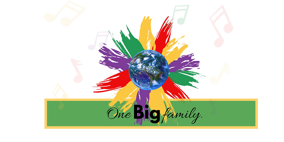 One BIG Family: Euphoria by Rynell x RoDansi