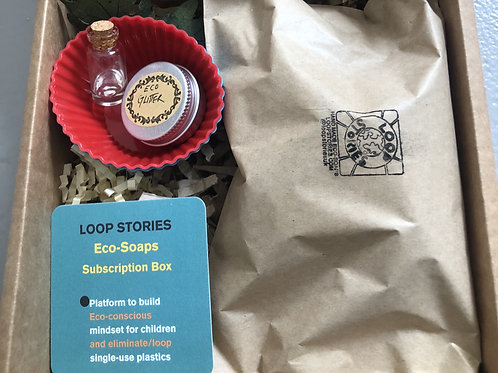 "Loop Stories ""Eco-soap Making Kit"""