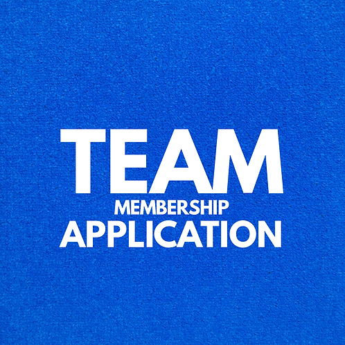 Team Membership Application