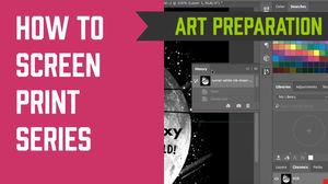 How To Screen Print Free Shirt Art Templates