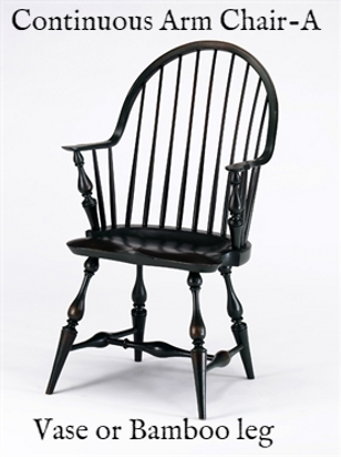 Continuous Arm chair-A