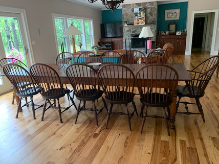 Bowback Windsor chairs