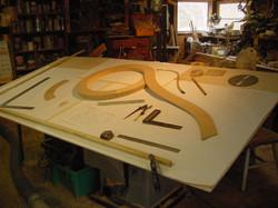 Headboard design