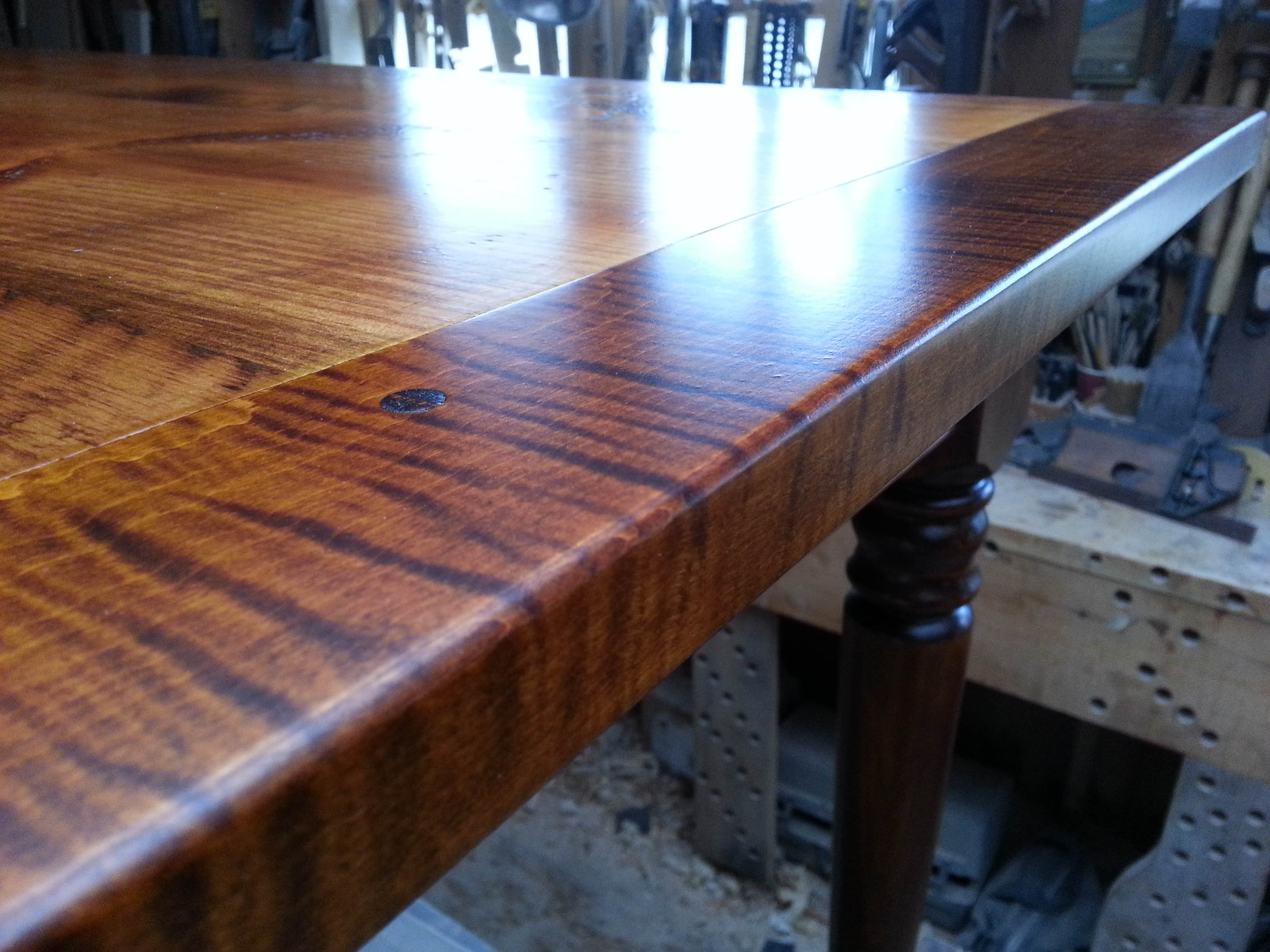 Custom Farm Tables by NEJ