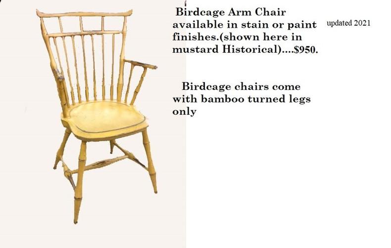 Bird Cage arm chair