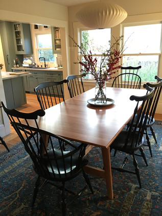 Handcrafted Windsor chairs